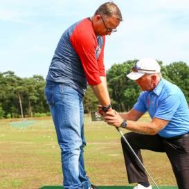 leren golfen bij prise deau